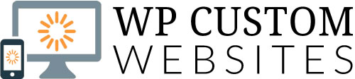 WP Custom Websites Logo